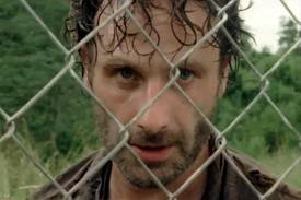 This is Rick Grimes. He's busy. With stuff. Also, things.