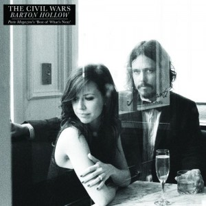 Figure 3.  Joy Williams & John Paul White of The Civil Wars