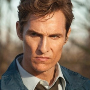 Figure 1. Sometimes you just need The Rust Cohle Lip Curl